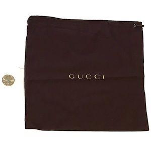 1 Small Gucci Dust Bag